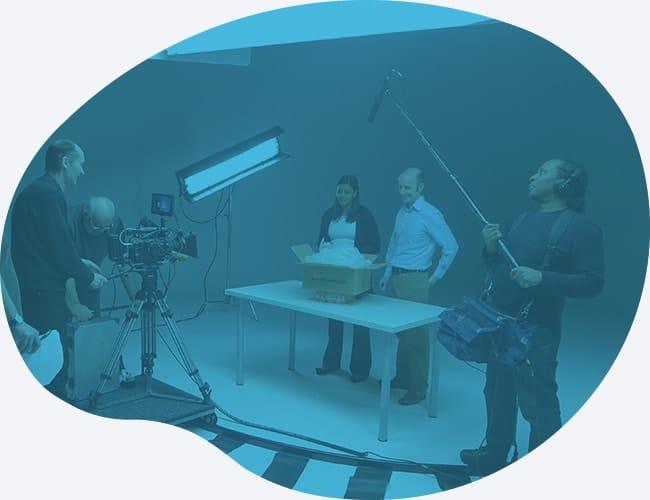 video digital blue